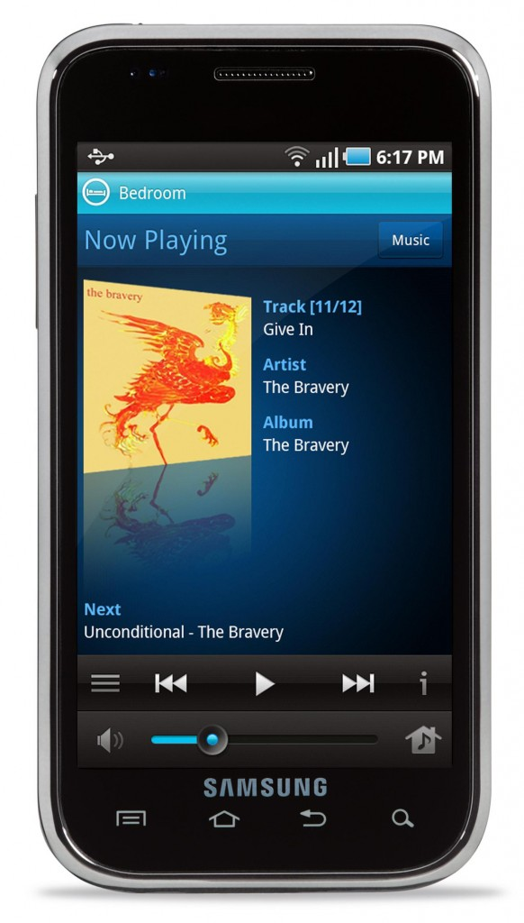 Android Now PLaying