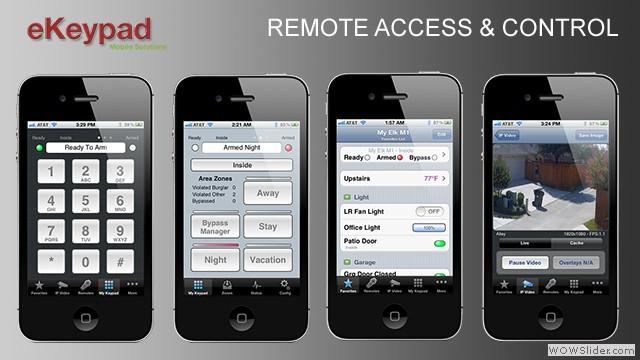 Remote Access and Control